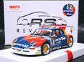 "Revoslot 1/32 スロットカー RS0051◆Porsche 911 GT2  #91 ""Repsol""  精巧な金属製シャシー!★再入荷完了!"