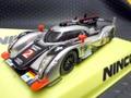 NINCO 1/32 スロットカー  50612◆AUDI  R18  LeMans Winner 2011  Ninco-S     激速・LIGHTENEDシリーズ  ★再入荷完了!!