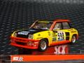 "SCX 1/32 スロットカー A10198X300◆Renault 5 Turbo ""Primer Rally 1979""  #598/Frequelin  ライト点灯!★まもなく再入荷!!"
