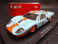 NSR 1/32スロットカー  1159-SW ◆GULF FORD GT40 MK1   #6/Jacky Ickx & Jackie Oliver 1969 LE MANS WINNERS   SHARK/SW  お待ちかねジャッキーイクス 入荷しました!◆今すぐご注文を!