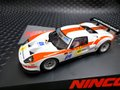 "NINCO 1/32 スロットカー  50624 ◆FORD GT FLSCHER   #29""YoungDriver""    鉄壁のコーナリングが自慢★待望の再入荷!"