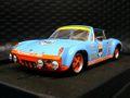 "Slot Racing Company 1/32 スロットカー 52008◆Porsche 914/6 GT  ""Gulf 50th Anniversary Circuit"".  50thアニバーサリーモデル「GULF」がクロノシリーズで登場!★新入荷!"