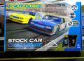 Scalextric 1/32 コースセット  C1383◆Stock Car Challenge Set/ストックカ― チャレンジ アナログコースセット   '86 Chevoret Montecalro ストックカ―が2台入り。オーバルコースが魅力の新製品!★お待たせしました再入荷完了!