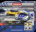 "Carrera digital132 コースセット   30182◆Power Speeders SET  ""パワースピーダーズ"" Corvette C7R & Ferrai 458  2台入りフルセット 全長9m  2015年・11月の新製品★待望のデジタルセットが入荷! 送料無料!"