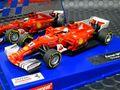 Carrera Digital132 スロットカー  30842◆Ferrari SF70H  #5/S.Vettel,   --デジタル・アナログ共用-- こちらはSベッテルのSF70H!★入荷しました!