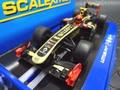 Scalextric 1/32 スロットカー  C3261 ◆Lotus Renault GP  #10 Romain Grosjean  2012 F1    出来たてホヤホヤの新製品★早くも入荷しました!