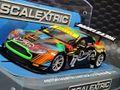 Scalextric 1/32 スロットカー c3856◆Aston Martin Vantage   GT3  #7/Tony Quinn   2013 Australian GT Championship season.  ハイディティールモデル 新製品!★とにかく美しいアストンマーチン・バンテージ!