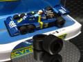 オリジナル・メイド 1/32 スロットカーパーツ  ◆スケレのティレルP34専用サイズ!ウレタン・スリックタイヤ  新発売のティレル用が登場!◆感激ハイグリップ!