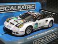 Scalextric 1/32 スロットカー  c3944◆Porsche 911 RSR   GTE #91/Patrick Pilet, Kevin Estre, Nick Tandy LeMans 24Hr 2016  ハイディティールモデル/前後ライト点灯!★入荷!
