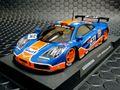 "MR-Slotcar 1/32 スロットカー   MR1044◆McLaren F1 GTR   #34 ""Gulf""  Le Mans 1996   AW/21500rpm  Made in Canada★ガルフカラーのニューモデル、入荷完了!★大変お待たせしました!"