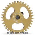 Slot It製 1/32スロットカ-パーツ  GS1835★軽量スパーギヤー  サイドワインダー用 35t/18mm     ◆加速爽快!
