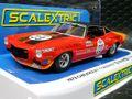 scalextric1/32 スロットカー C4216◆ Chevrolet Camaro 1973 Spa-24.  #23/James Hunt & Richard Lloyd ジェームスハントのカマロ!★NEW・入荷完了!