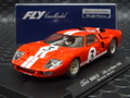 FLY 1/32 スロットカー A-762◆ Ford Gt40 MKII   #3/Dan Gurney & Jerry Grant.    24h- Le Mans 1966  絶版・希少モデル★ダンガーニー&ジェリーグラント