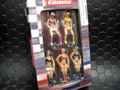 Carrera 1/32 コースサイド アクセサリー  21114◆ピット・ベービーズ 5体セット/PIT BABES FIGURES   貴方のマシンにも!★キャンペーンガール!