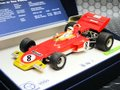 Scalextric 1/32 スロットカー C3657a◆ TEAM LOTUS 72 #8/Tony Trimmer  BRANDS HATCH F1/GP 1971   Lmited-Edition/3000  化粧箱入り限定モデル★#8/トニー・トリマー!