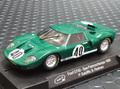 Slot it 1/32 スロットカー  SICA18C◆FORD GT40  #40/Sutcliffe & Redman 1000KM SPA 1966  GT40にスパ1000km仕様登場!★好評出荷中!