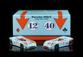 "NSR 1/32 スロットカー  SET09◆ 1/2 Poker Aces Porsche 908/3  Targa Florio 1970  ""SPECIAL EDITION Set"" 1 of 2  450台/リミテッドボックス ★入荷しました!!"