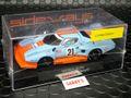 """Racer/Sideways 1/32 スロットカー HC07◆Lancia Stratos Turbo Gr.5  ーSpecial Versionー  """"Gulf Racing"""" #21  限定モデル「ガルフ・リミテッド」★入荷完了!!"""