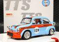 """BRM 1/24 スロットカー  TTS-011◆FIAT ABARTH 1000 TCR Gr-2  #129 """"Gulf Team"""" Edition  1/24スケールの逸品!★最新、注目の""""ガルフ・チーム""""仕様が登場!◆入荷完了・好評出荷中!"""