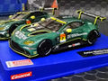 "Carrera Digital132 スロットカー  30994◆Aston Martin Vantage GT3 #7 ""D-Station Racing,"" ヘッドライト、テールランプ点灯★2021秋の新製品、早くも入荷!!"