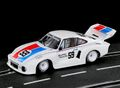 "RACER / SIDEWAYS 1/32 スロットカー  SW61◆ Porsche 935/77A ""Brumos Racing"" 1978 IMSA  ブルムスポルシェ出ます!◆2月25日ごろ入荷予定。今すぐご注文を!"