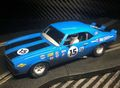 "Pioneer 1/32 スロットカー  P045◆1968 Chevy Camaro  #15Blue ""12hr Enduro Racer"" ★カマロのエンデューロレーサー!!"