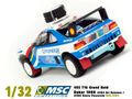 MSC 1/32 スロットカ-  MSC-7404 Peugeot 405 T16 Grand Raid Dakar 1988 #204 Ari Vatanen or #206 Henry Pescarolo  200台限定レジン製のスペシャルモデル 200台限定 ★初入荷完了!5台のみですよ