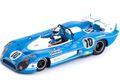 Slot It 1/32 スロットカー  CA37A MATRA SIMCA MS670B #10/P.Beltoise & F.Cevert  Le Mans 1973  とっても良く走ります★再入荷します!