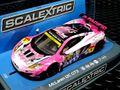"""scalextric1/32 スロットカー C3849◆Scalextric McLaren 12C GT3 Pacific Racing """"ラブライブ""""  2015 Autobacs Super GT Series    パシフィック・レーシングのマクラーレン12Cが登場!★見逃さないでね!"""