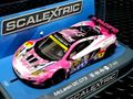"scalextric1/32 スロットカー C3849◆Scalextric McLaren 12C GT3 Pacific Racing ""ラブライブ""  2015 Autobacs Super GT Series    パシフィック・レーシングのマクラーレン12Cが登場!★話題のマシンは売り切れ注意!"