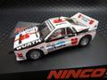 "NINCO 1/32 スロットカー  50621◆LANCIA 037 RALLY   ""WURTH"" 1983 Rally Sicilia Targa Florio Winner   #24/G.F.Cunico & E.Bartolich     タルガフローリオ優勝車★再入荷!"