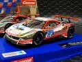 "Carrera Digital 132 スロットカー 30848◆Ferrari 488 GT3   #22""WTM Racing,  アナログ・デジタル両用!★2019新入荷・フェラーリ488!"