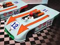 "NSR 1/32 スロットカー 【特別単体販売】#12号車◆ 1/2 Poker Aces Porsche 908/3  Targa Florio 1970  ""SPECIAL EDITION Set"" 1 of 2  450台/リミテッドボックスから★#12号車1台での特価販売!"