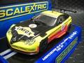 scalextric1/32 スロットカー C3294◆Mercedes SLR McLarlen 722 GT  LINFOX     前後ライト点灯★ハイディティールモデル!
