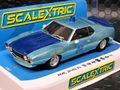 "Scalextric 1/32 スロットカー C4058 ◆AMC Javelin  Alabama State Trooper/Police Car  ""flashing siren and sound"" 最新商品!★パトライト&サイレンサウンド!!!"