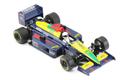 NSR 1/32 スロットカー 0181◆ Formula 86/89  BLUE TOSHIBA #30  実力派NSRのF1マシン◆NEW!