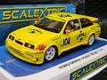 Scalextric 1/32 スロットカー C4155◆Ford Sierra RS500 Came 1st. キャメルカラーが美しいシエラ★ご注文を!!