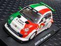 NSR 1/32 スロットカー   0015◆ ABARTH 500  white Trofeo Abarth Italia #55 Limited Edition  トリコロ―レ・カラーが最高でしょ!!★再入荷!