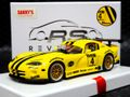 "Revoslot 1/32 スロットカー  RS0020◆Chrysler Viper GTS-R  ""Oreca""  #4  Yellow/Black   1/32最新モデル ダッジバイパーがやってくる!アルミ軽合金製シャシー採用!★再入荷"