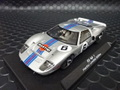 "NSR 1/32 スロットカー  0141SW◆ FDRD GT40 I  ""MARTINI RACING""  SILVER-GREY #6 -LIMITED EDITION-  SHARK  21.5K  EVO ★再入荷!"