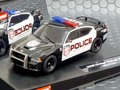 "Carrera 1/32 スロットカー 27252◆Dodge Charger SRT-8  ""POLICE CAR""  再入荷アナログ仕様★パトライト点滅!"