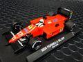 NSR 1/32 スロットカー 0164◆Formula 86/89  Red Italia,  #27/Michele Alboreto.  フェラーリ登場!◆入荷しています。