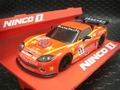 "NINCO 1/32 スロットカー  55061◆CHEVROLET CORVETTE GT3  #11 ""CHINA  EXIM BANK""      最新モデル★NINCO-1"