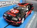 "Scalextric 1/32 スロットカー C3738◆Ford Sierra RS500 - BTCC,  ""TEXACO"" #6/Steve Soper 1988 Brands Hatch,BTCC-(British Touring Car Championship)  ハイディティールモデル★前後ライト点灯!◆BTCC仕様のすごいツーリングカー!"