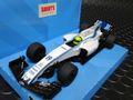 Scalextric 1/32 スロットカー C3955◆WILLIAMS FW40 2017 #19/Felipe Massa   F.マッサのFW40が登場!◆最新モデルが入荷完了!