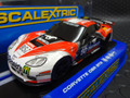 scalextric1/32 スロットカー C3280 ◆Chevrolet Corvette C6R GT2  軽量でフットワークも最高★スーパーレジスタントモデル!