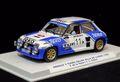 Slotwings 1/32 スロットカー  E2003◆Renault 5 Turbo. #11/F de la Pena & J L Pellon.   Rally Villa De Llanes 1983  --Limited Edition-- NEW ルノ―サンクターボ!★最新モデルは8月下旬に入荷予定!