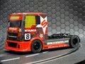 Scalextric 1/32 スロットカー  c3609◆Racing Truck  #8 Red   2015年夏・話題の新製品! ★スーパーレジスタントモデル