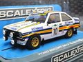 Scalextric 1/32 スロットカー C3749F◆Ford Escort MK2 - #10  Acropolis Rally 1980  ★入荷しました!
