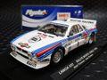 "Flyslot  1/32 スロットカ-   04612◆Lancia Rally 037   ""Martini""  #4/Henri Toivonen、Juha Piironen     Monte Carlo Rally 1985 -   新製品・マルティーレ―シング・ランチャ037登場!★再再入荷しました!"